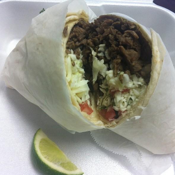 Carne Asada Burrito @ Taco Bus