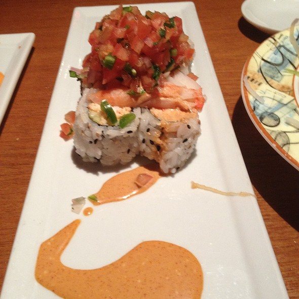 Baja Roll @ Kabuki Restaurant