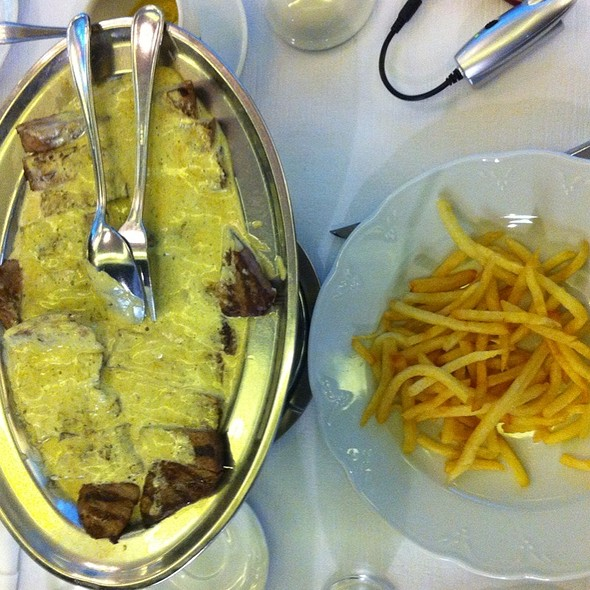 Steak @ Entrecote