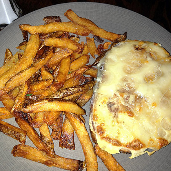 Croque @ Troquet: Neighborhood French Bar by LM