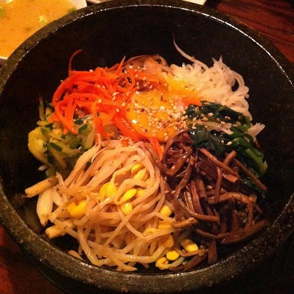 Bibimbap @ Charim Korean Cuisine