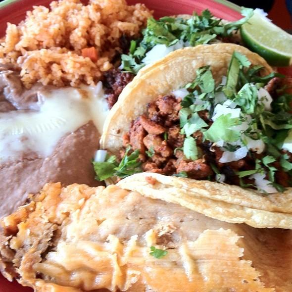 Al Pastor Taco @ La Parada Restaurant