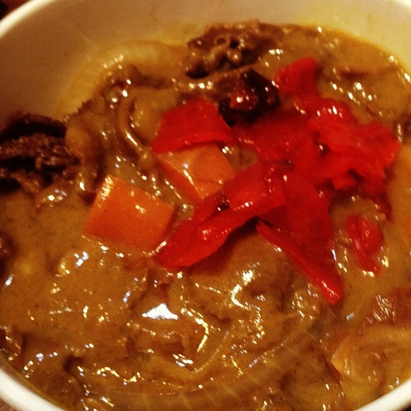 Beef Curry Don