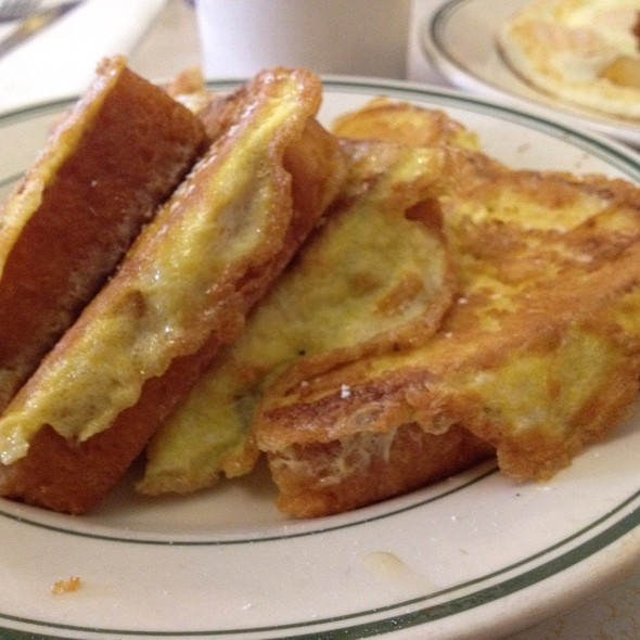 French Toast At Original Pantry Cafe
