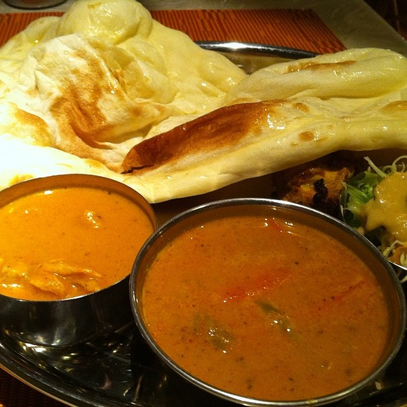 Indian Curry @ Chandany