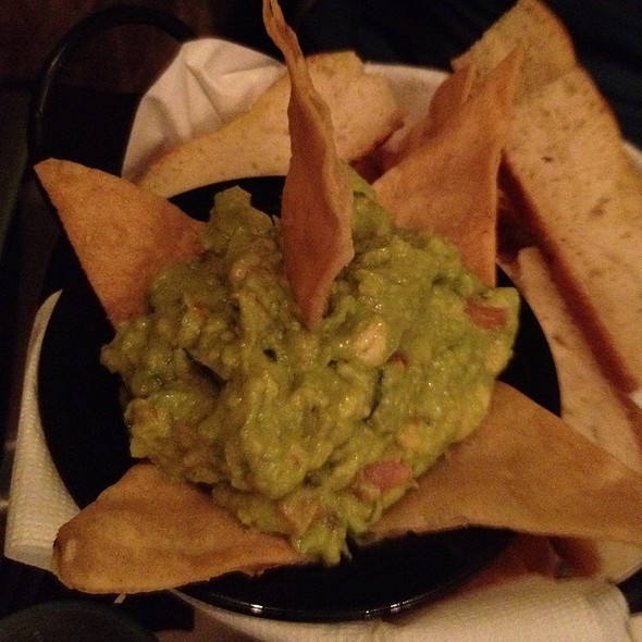 Guacamole and Chips @ Matilda