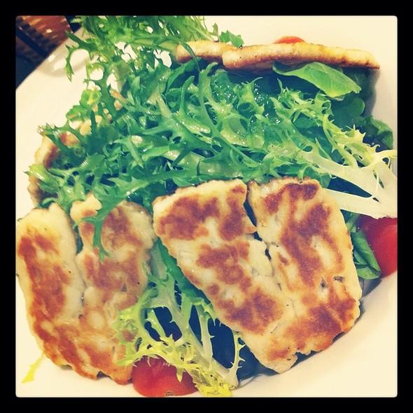 Haloomi Salad @ Hediard