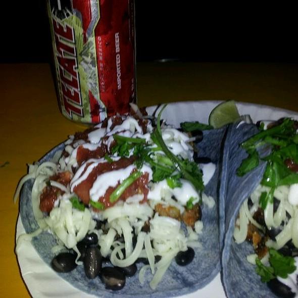 Chorizo Tacos @ Snack Dragon Taco Shack II