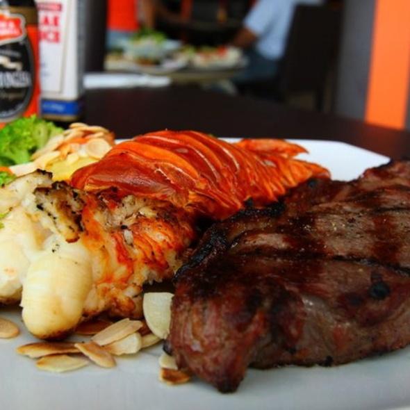 Duo Bfish @ Bfish/ Sea & Steak House