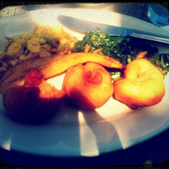 Jamaican Style Special @ Rockhouse Restaurant