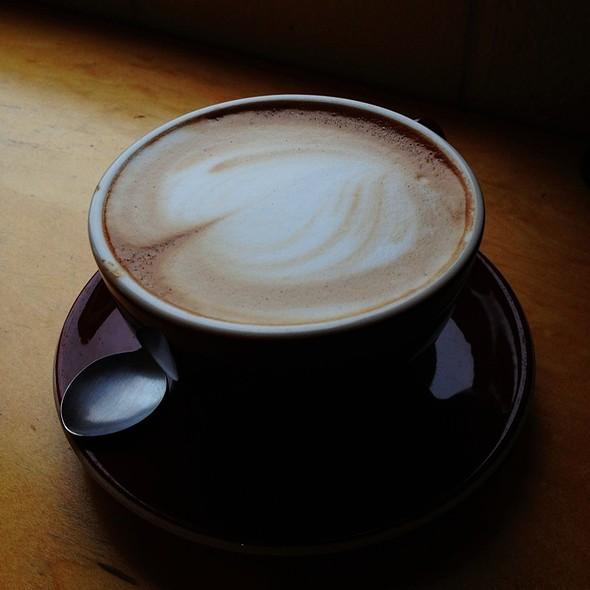 Mocha @ Walnut Street Cafe
