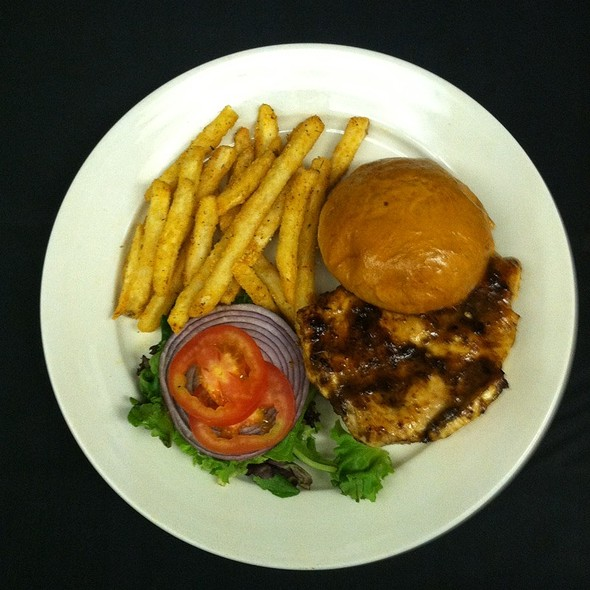 Jamacian Jerk Chicken Sandwich - The Little Tuna, Lindenwald, NJ