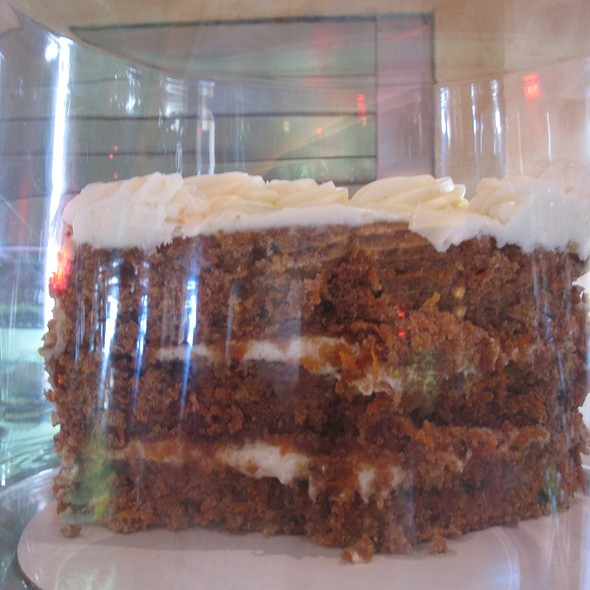 Carrot Cake @ Cheesecake Factory The