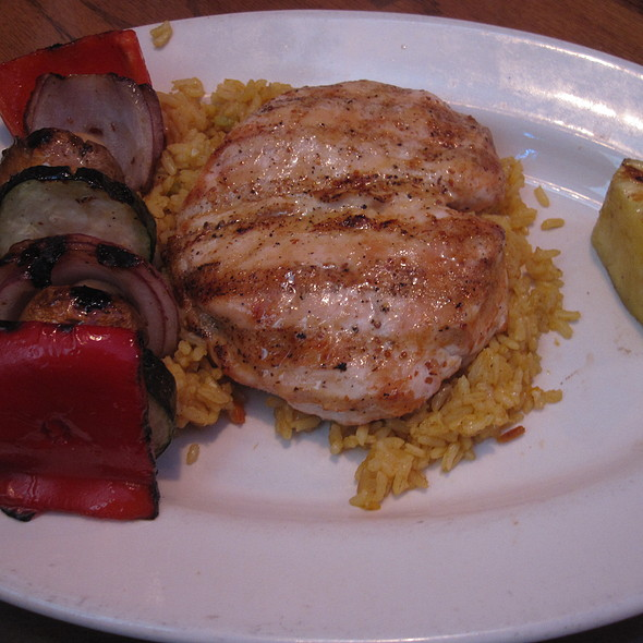 Chicken With Rice @ Outback Steakhouse