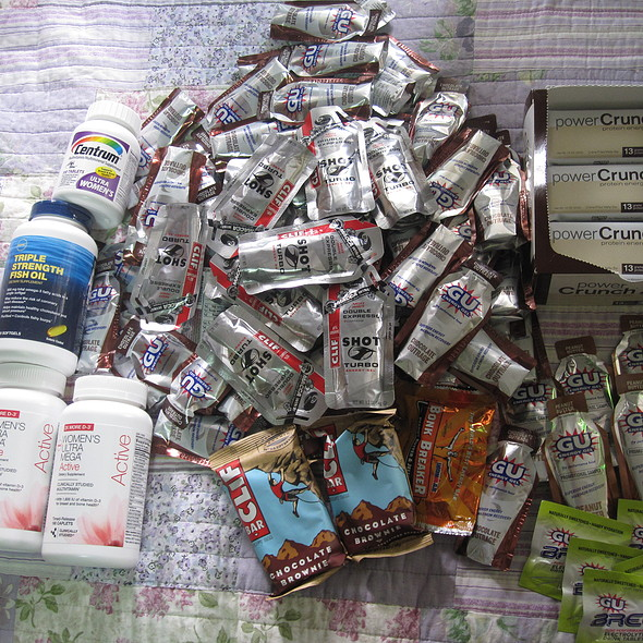 Nutritional Supplements @ Home