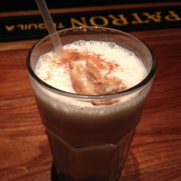 Tastykake Apple Pie Milkshake @ Square Peg