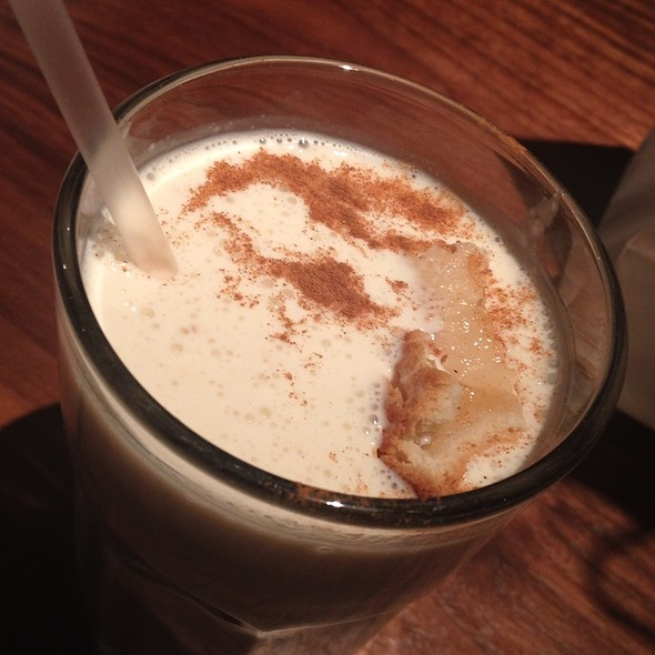 Apple Pie Shake @ Square Peg