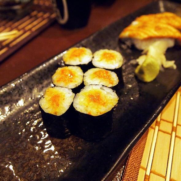 Uni Roll @ Inakaya