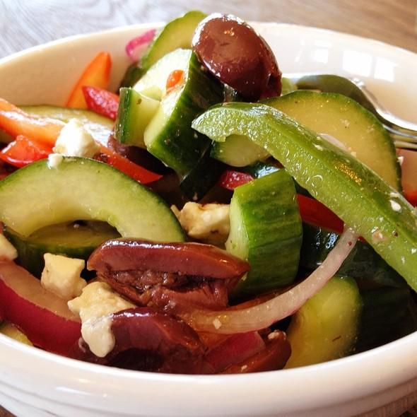 Meditteranean Cucumber Salad @ Selland's Market Cafe