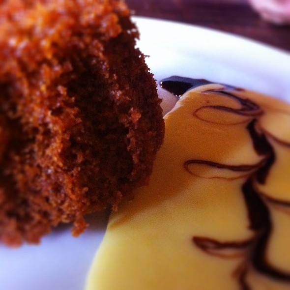 Treacle Pudding @ Bulldog English Pub & Restaurant