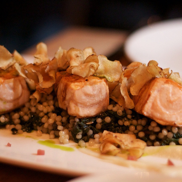 Salmon - Beauty & Essex- New York, New York, NY