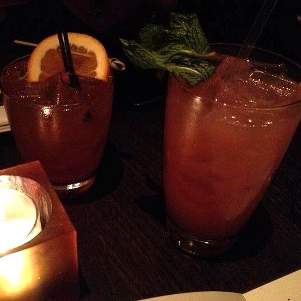 Fever And Dream Drinks - Buddakan - Philadelphia, Philadelphia, PA