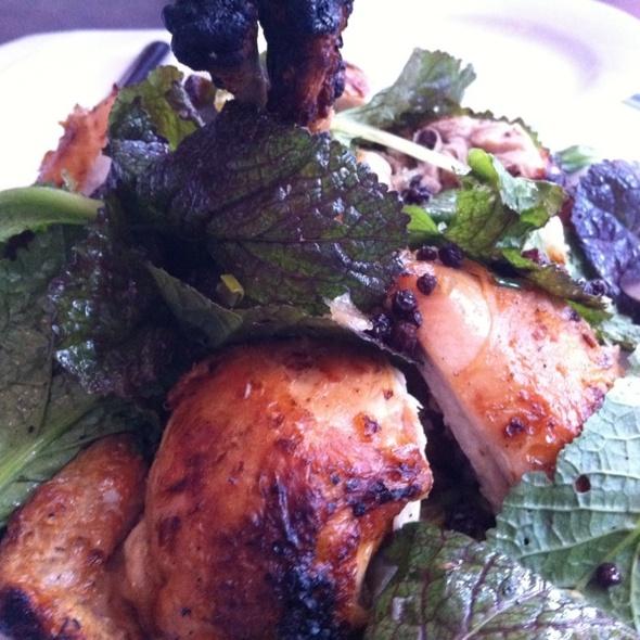 Roast Chicken @ Zuni Cafe