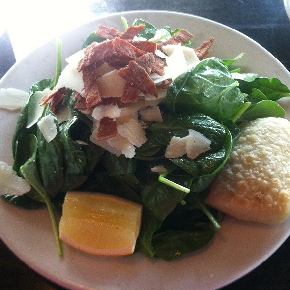 Spinach Salad @ House Pizzeria