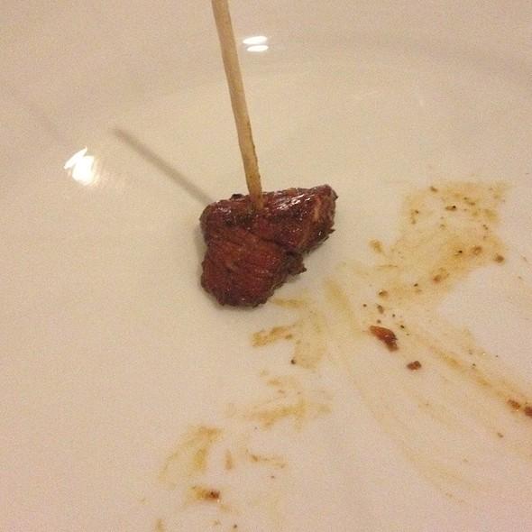 Chilli Beef @ Desmonds