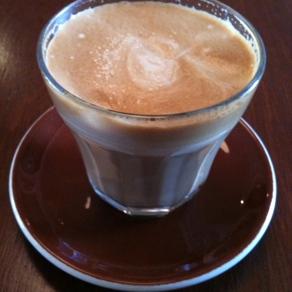Coffee @ Altezano Symonds Street