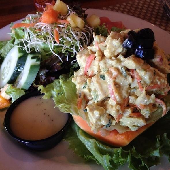 Curry Papaya Salad @ Royal Lahaina Resort