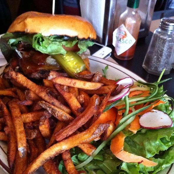 Five Napkins Original Burger  - Le Boucan, Montreal, QC