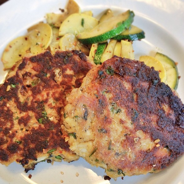 Salmon Cakes @ Nelson Hq South