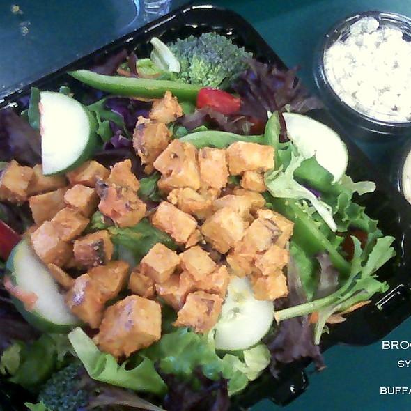 Buffalo Chicken Salad @ Brooklyn Pickle