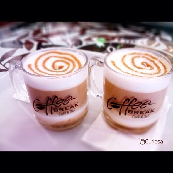 Coffee @ Coffee Break Café & Deli