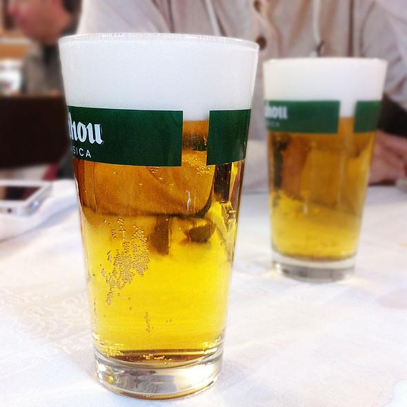 Beer @ Las Tabernas de Regiones