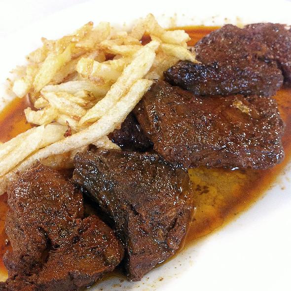 Skirt Steak @ Las Tabernas de Regiones