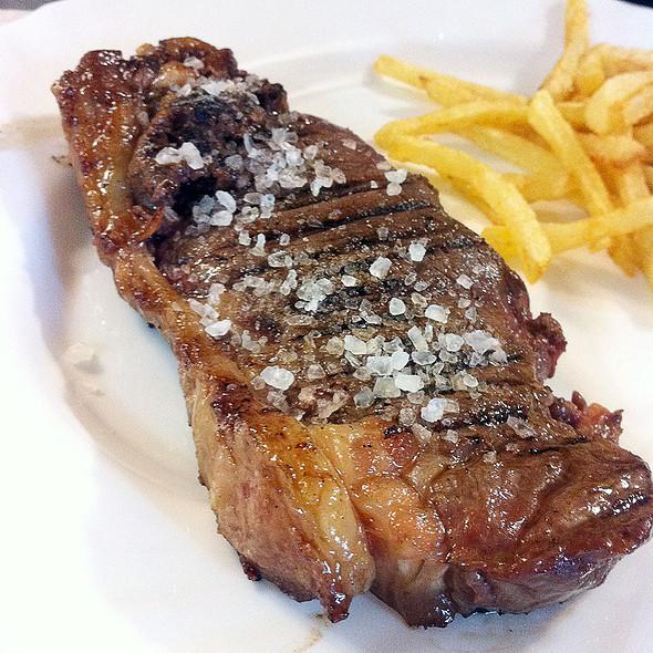 Ribeye Steak @ Las Tabernas de Regiones