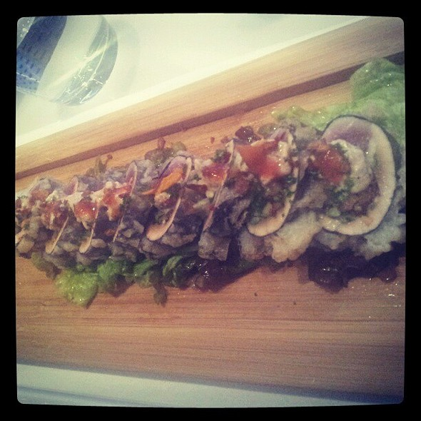 Chef's Special Sushi @ Ryu
