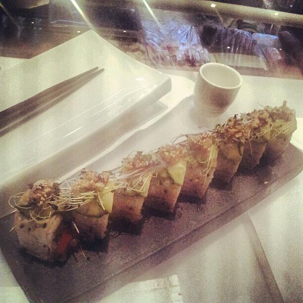 Vegetarian Sushi Platter @ Ryu