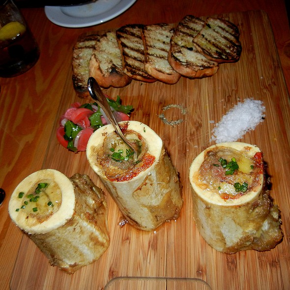 Bone Marrow - Pourhouse Restaurant, Vancouver, BC