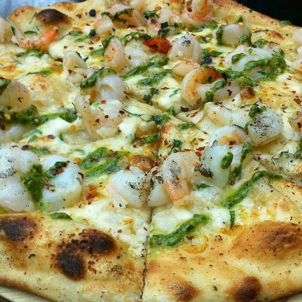 San Marco Pizza @ Pizzeria Bellucci