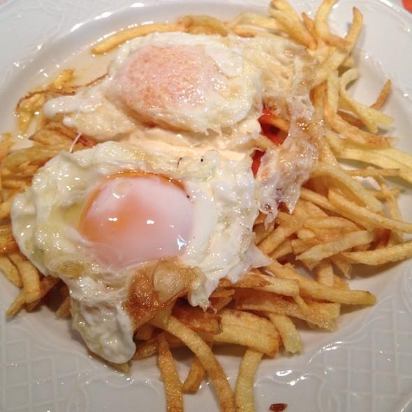 Huevos Cabreados