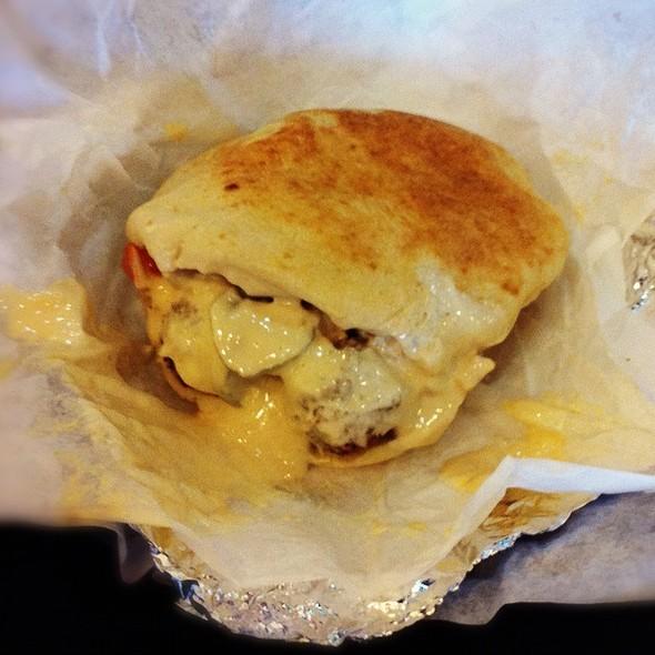 Falafel Sandwich @ Natalie's Kitchen