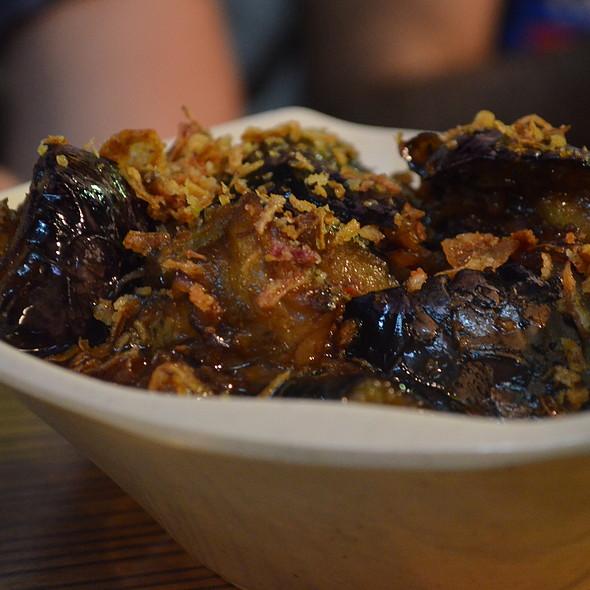 Eggplants Belacan @ More More Cha