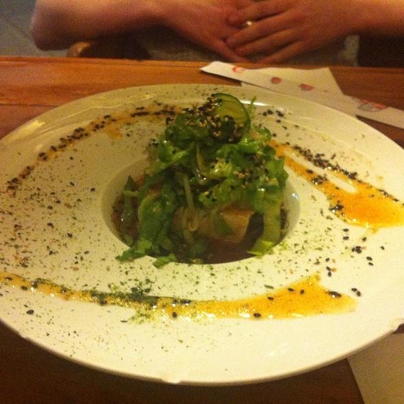 tofu salad @ Kazu