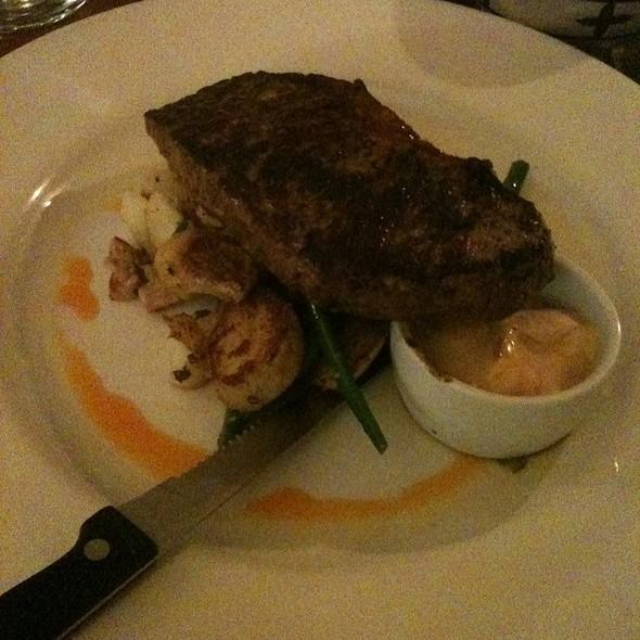 strip steak @ Ard Bia At Nimmos