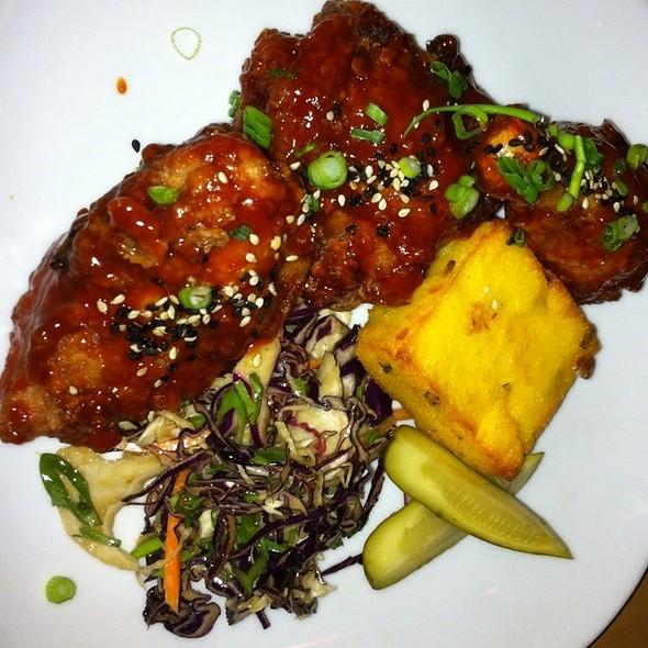 Korean Fried Chicken @ Meritage