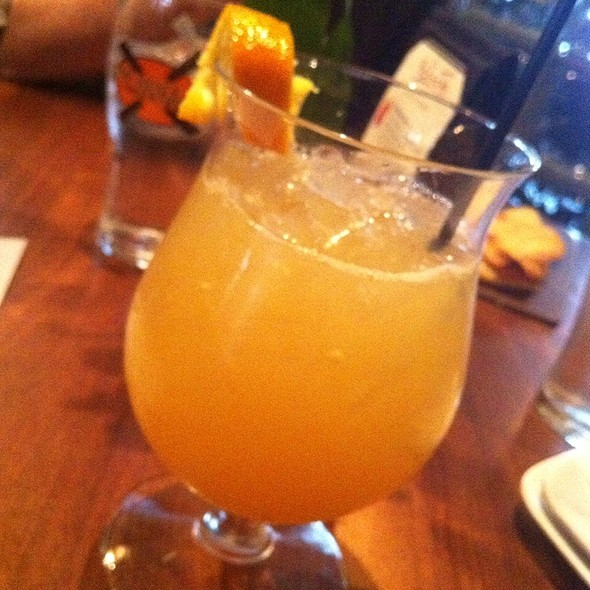 The Perfect Peach @ Wine Tap