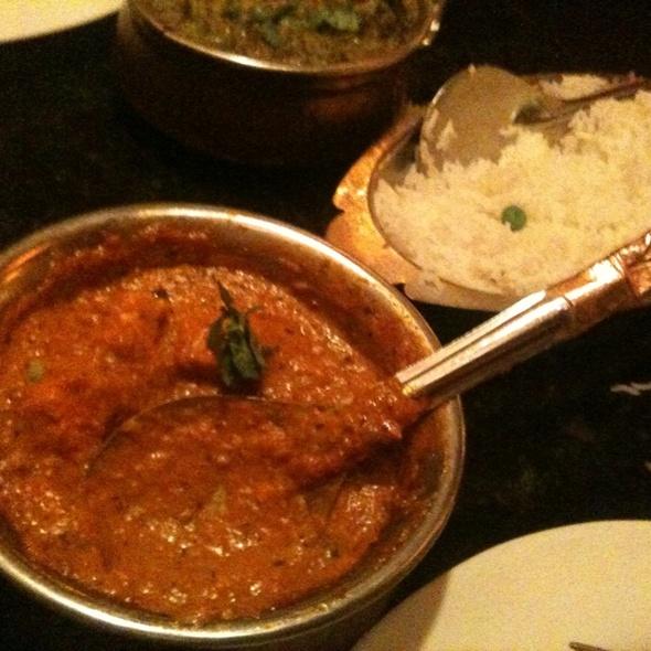 Chicken Tikka Marsala - Little India Restaurant - 6th Ave, Denver, CO